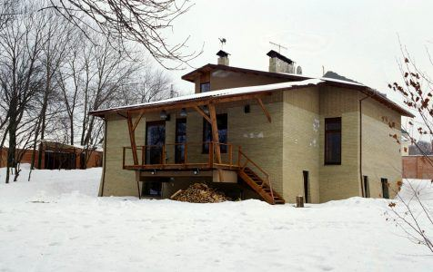 House in Sokolniki