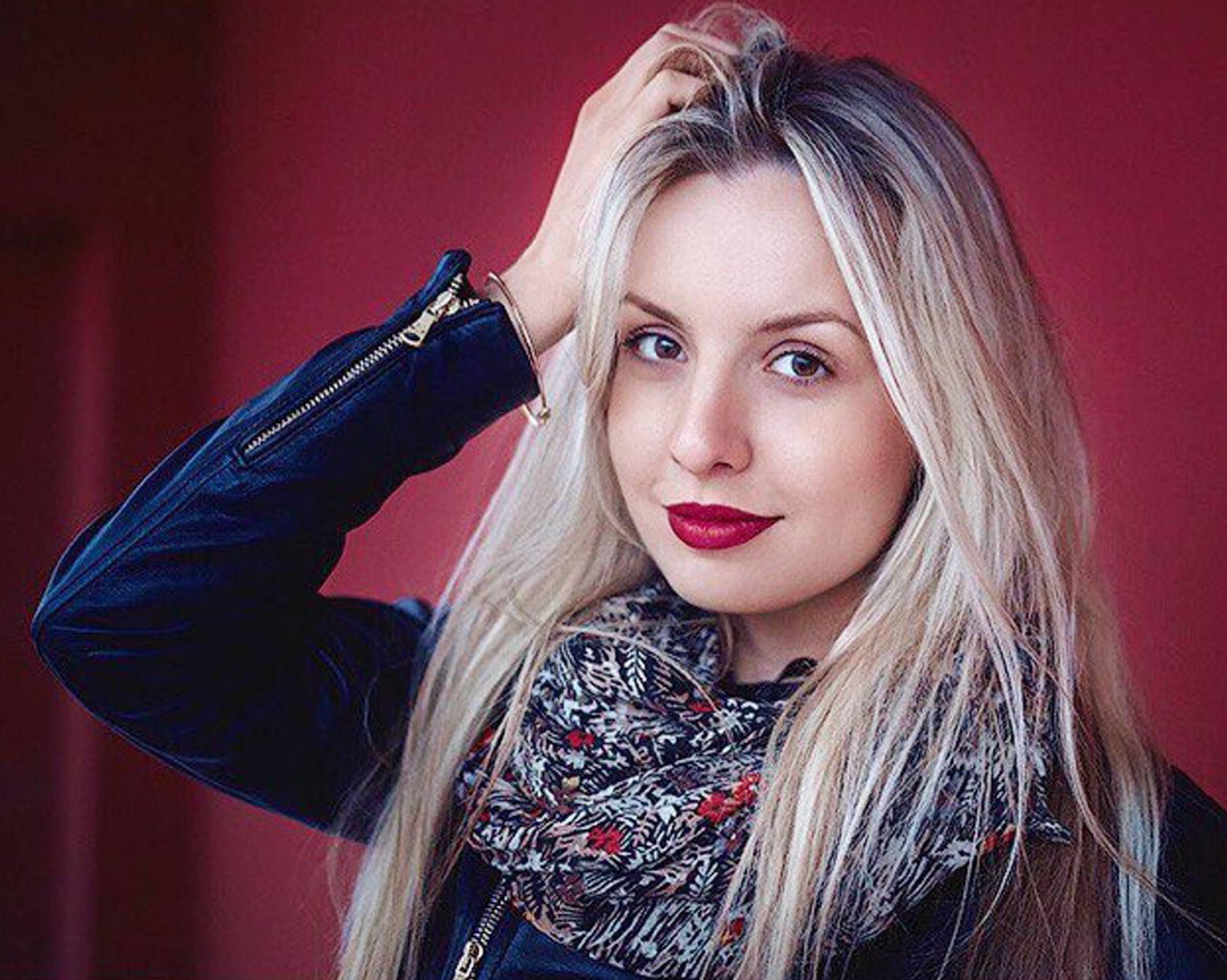 Марія Пологова
