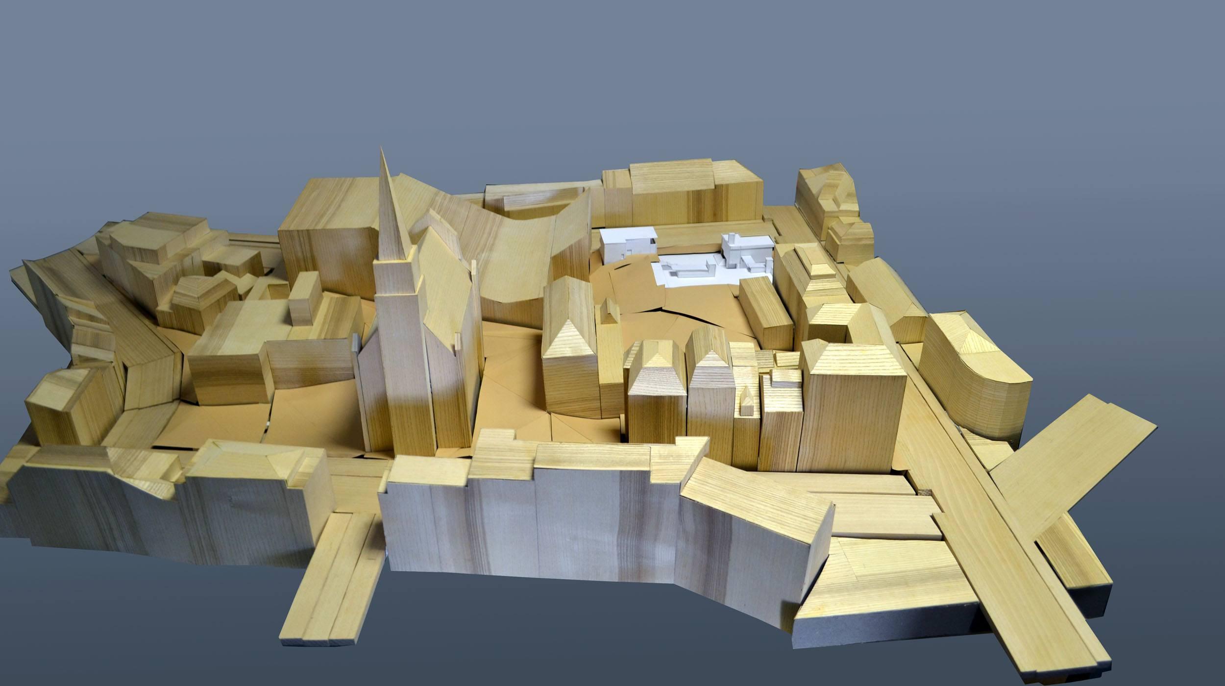 Інформаційно-виставковий центр у Базелі